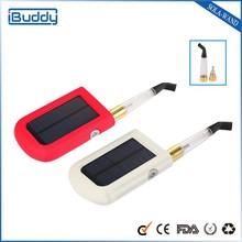 2015 high quality ego battery e-cigarette ,solar charging e-cig sola wand big battery mod e-cigarette wholesale china