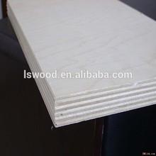 BB/BB Grade Environmental Green Lable Plywood, Poplar Plywood E1 Glue 6mm 9mm 12mm 15mm