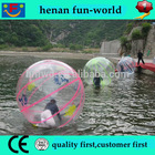 inflatable water running ball giant water hamster ball