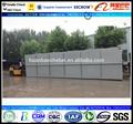 paquete de tratamiento de aguas residuales de la planta para uso doméstico y de aguas residuales industriales