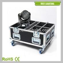 36*3W C ree XP-E RGB moving head stage lighting