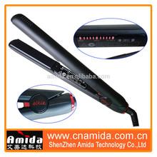 black matte finish professional matrix biolage infrared ceramic hair straightener