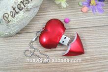 Custom plastic usb flash drive pen 16gb wholesale for gifts