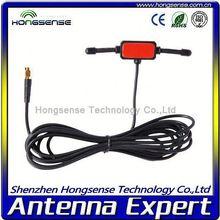 High Gain Antenna 2dBi mini T-Bar GSM Quad Band 3G fwp