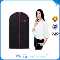 Polyester Suit Bag Suit Cover Foldable Garment Bag