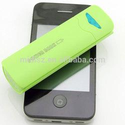 new idea Hot sell 1500mAh slim power bank2600 2200 2000 1800 1500 mah