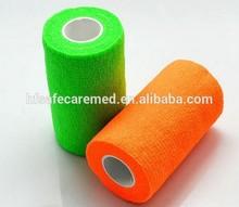 alta qualidade e tecidos de algodão médica bandagem elástica