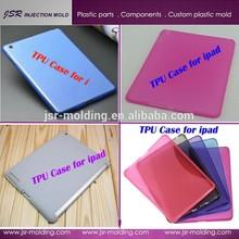 Custom Injection molding TPU case for ipad mini ,ipad4, ipad5
