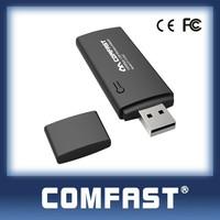 Best Price COMFAST CF-912AC 802.11AC 1200M laptop USB Wireless/WiFi Adapter For Ipad/Iphone /Ipod