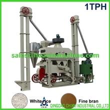 Cxt1000x otomatik mini pirinç Fabrikaları( ince kepeği)