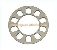5 Lug,PCD 100-120mm car aluminum billet wheel spacer/wheel adapter