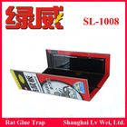 Ergonomic Design Mouse Glue Pads With Colorful Printing Wholesale Mouse Glue Trap SL-1008