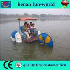Golden supplier three wheel passenger water tricycle for sale