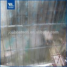 Heat Resistant Self-adhesive Asphalt Waterproofing Membrane Roll