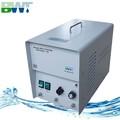 8 g/h portátil comercial de água e ar o3 de ozônio máquina