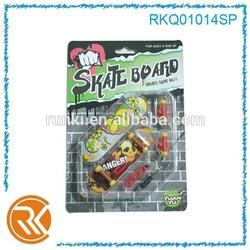 Mini finger skateboard toys
