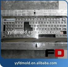 zhejiang quality plastic computer keyboard moulds Precise pc mold plastic computer keyboard mold