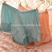 2015 cotton mama panties plus size