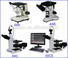 4XCE USB CCD Camera Digital Metallographic Trinocular Microscope