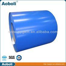 Prime prepainted galvanized steel coil high quality PPGI