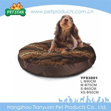 Factory direclty provide best selling soft plastic pet dog bed