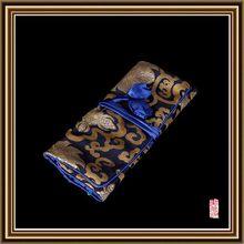 Economic most popular colorful organza mesh jewelry bag