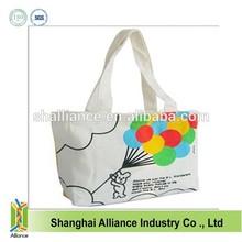100% cotton canvas wholesale tote bags ALD962