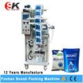 shampoo ou saquinho de água pura máquina de enchimento líquido