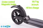 2015 e-twow 40km range lithium battery mini electric bike/electric scooter