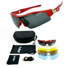 Wholesale Hot selling bicycle polarized sports sunglasses