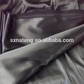 100% polyester seidig satin charmeuse stoff von der werft