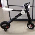 Hot vente 2 he roue de vélo équilibre avec le brevet, corps en alliage d'aluminium
