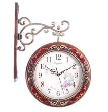Home decoration Antique Clock Wood