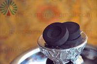 eco-friendly wood briquette shisha hookah charcoal