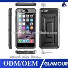 shockproof celular phone case for iphone 6 plus full body cover