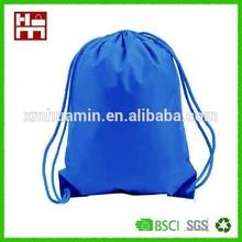 custom logo drawstring bag/custom drawstring bags/waterproof drawstring bag