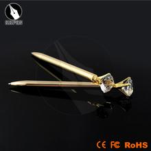 KKPEN Custom crystal pen for advertising crystal pen with ballpoint