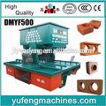 dmyf500 pavimentação bloco que faz a máquina paver pedra fabricante concete cor bloqueio fabricantes de tijolos para a venda
