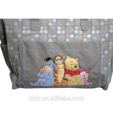 2015 The Most Popular Lovely Design Backpack Diaper Bag