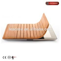 Hot Fashion handwork hard wooden case for ipad 2