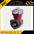 shantui piezas cargadora de ruedas 612600130496 rueda de compresor de aire cargador