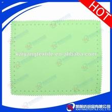 classical colorful jewels microfiber polishing cloth