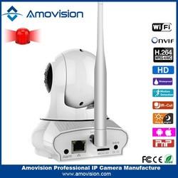 ESCAM Patron QF500(1280*720) CMOS power adapter,including manual ip camera