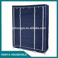 Brilhante na cor de madeira armários armário guarda-roupa