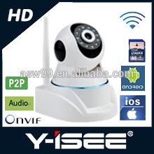 Home safety wireless PTZ Audio PnP indoor Shenzhen IP camera