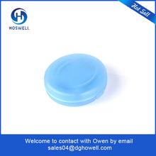 Stylish Portable 24 Capacity plastic Cd DVD case