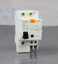 10ma rccb MDZ47L rccb 2p 40a 30ma rccb circuit breaker earth leakage circuit breaker