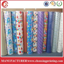 Jumbo Roll Waterproof Christmas Gift Wrapping Paper