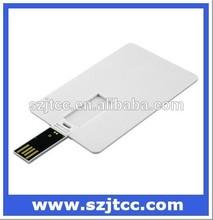 Cheapest Card USB Stick Flash Memory Pen Drive 8GB Shenzhen