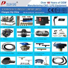 La venta 2015! 4,6,, 8 de cilindros de glp de gas diesel secuencial de conversión kit de sistema italywith ce costo muy económico